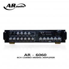 AR-6060 국산정품 6채널 최대출력 600W USB 개별볼륨가능